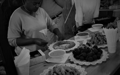 Auntie Monica's Crowd Charming Fried Rice (Caramelised Onion & Cinnamon)