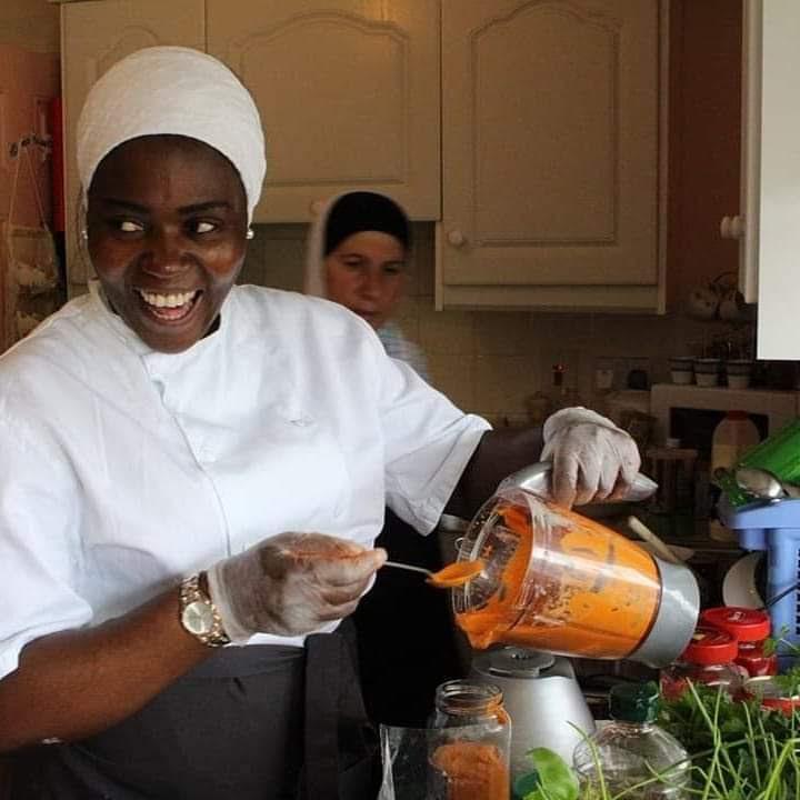 Mamma's Roast Pumpkin (Maungu) Soup